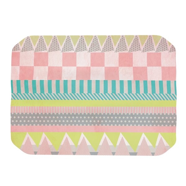 Luna Placemat by KESS InHouse