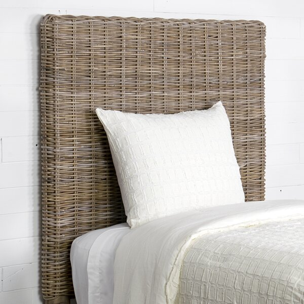 Kesha Panel Headboard by Rosecliff Heights