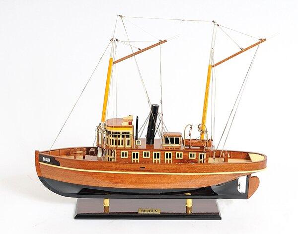 Seguin Model Boat by Old Modern Handicrafts
