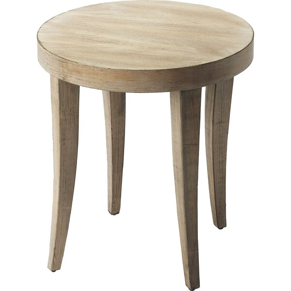 Kildare Seton End Table by Alcott Hill