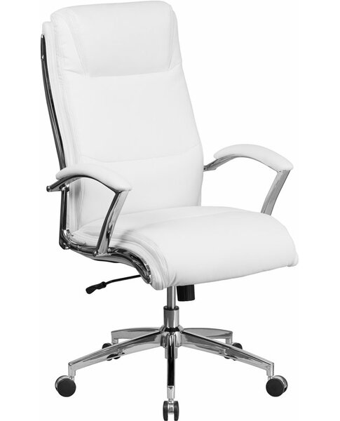 Mccranie High-Back Ergonomic Executive Chair by Latitude Run