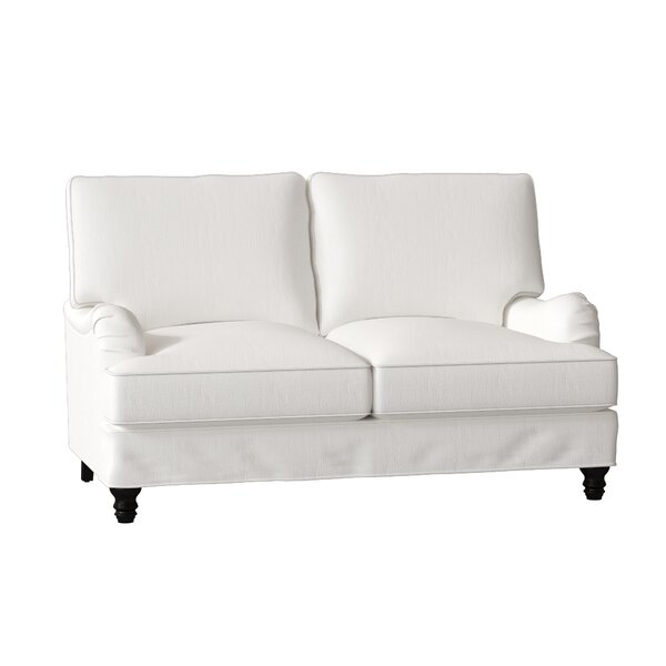 Latest Fashion Montgomery Slipcovered Loveseat by Birch Lane Heritage by Birch Lane�� Heritage