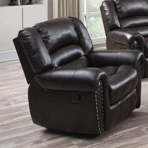 Darby Home Co Dover Manual Rocker Recliner