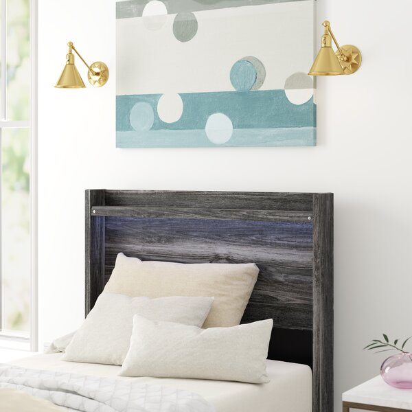 Isa Twin Panel Headboard by Foundstone Foundstone