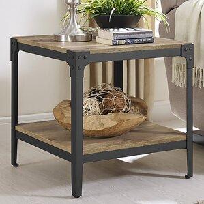 Arboleda Wood End Table (Set Of 2)