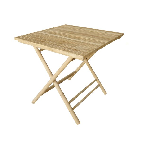 Modena Solid Wood Side Table by Bay Isle Home