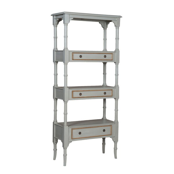 Madison Etagere Bookcase by One Allium Way