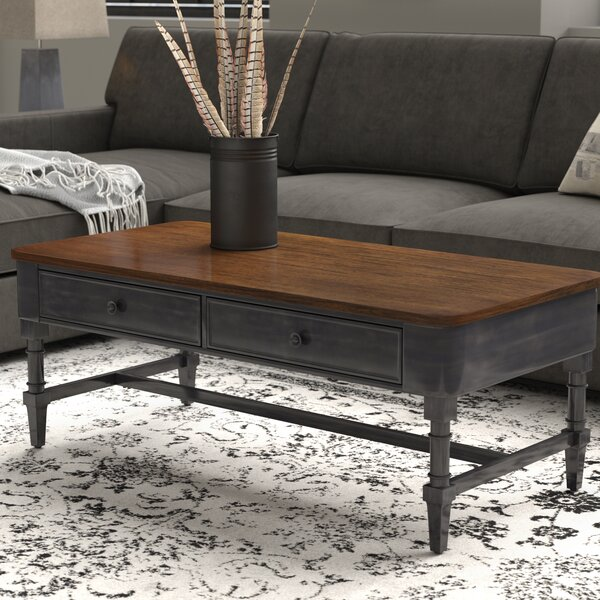 Piestewa Coffee Table by Trent Austin Design