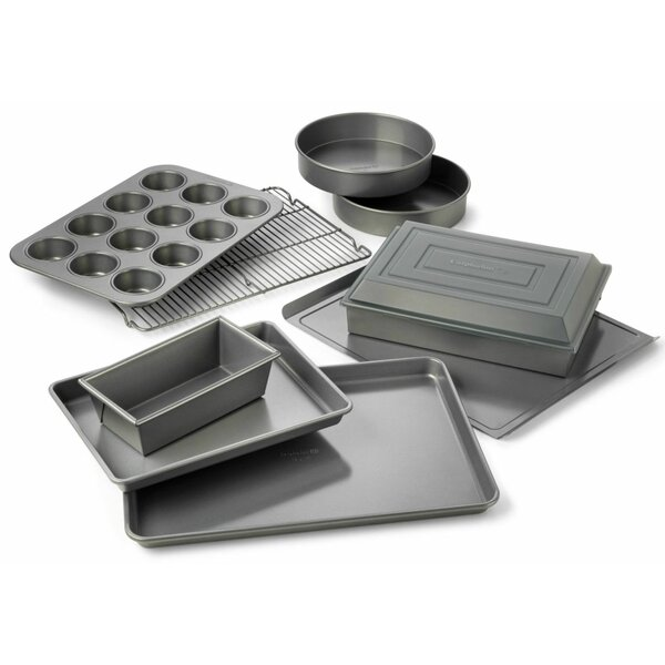 10 Piece Nonstick Bakeware Set by Calphalon