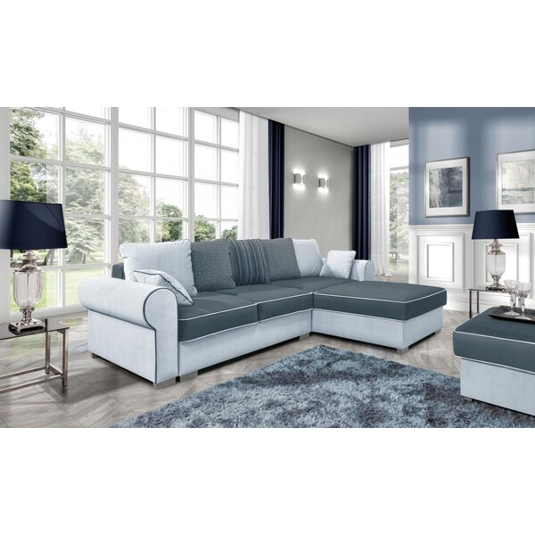Gabriella Reversible Sleeper Sectional by Longshore Tides