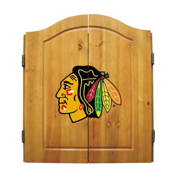 NHL Dart Cabinet by Imperial International