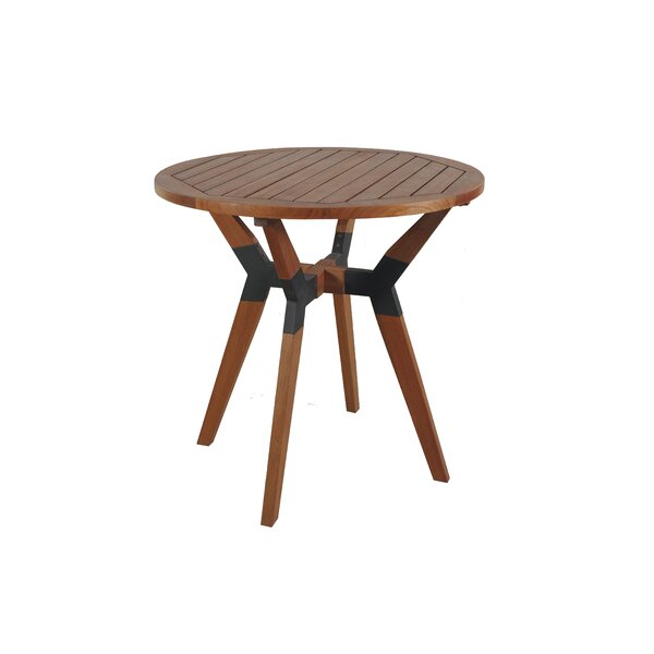 Roseland Bistro Table by Beachcrest Home
