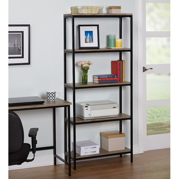 Forteau Etagere Bookcase by Laurel Foundry Modern Farmhouse