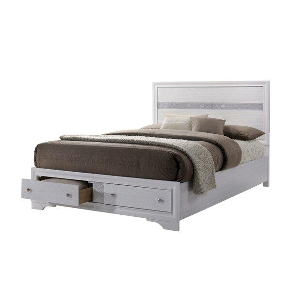 Ladson Storage Platform Bed by Ebern Designs