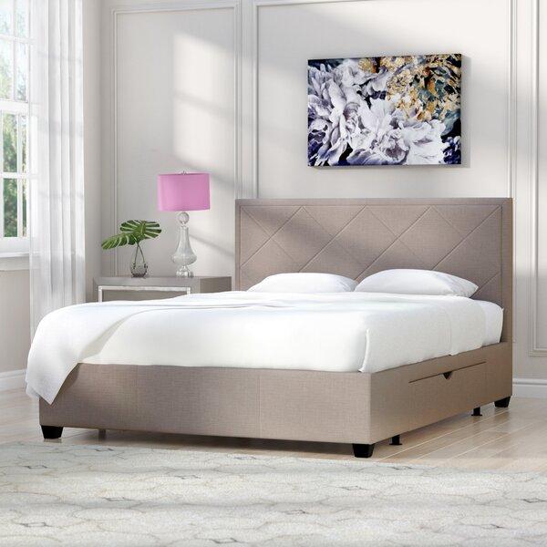 Lidio Upholstered Storage Platform Bed By Willa Arlo Interiors Best Design