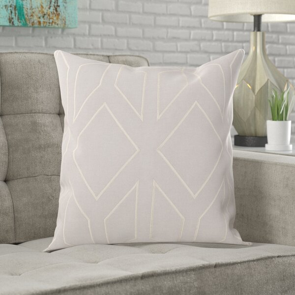 Baccus Linen Pillow Cover by Mercury Row