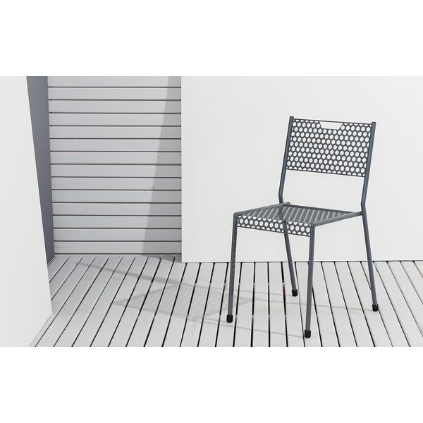 Howard Series Stacking Patio Dining Chair by RAD Furniture