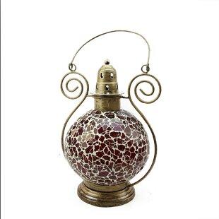 Great Price Glass Lantern By Northlight Seasonal