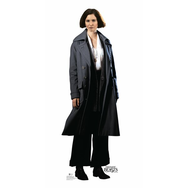Fantastic Beasts Porpentina Goldstein Cardboard Standup by Advanced Graphics