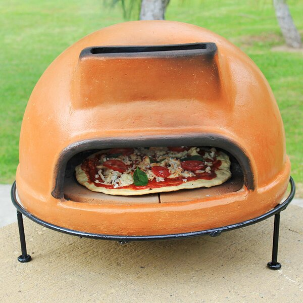 Rustic Liso Pizza Oven by Ravenna