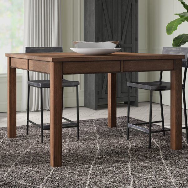 Miah Counter Height Dining Table by Gracie Oaks Gracie Oaks
