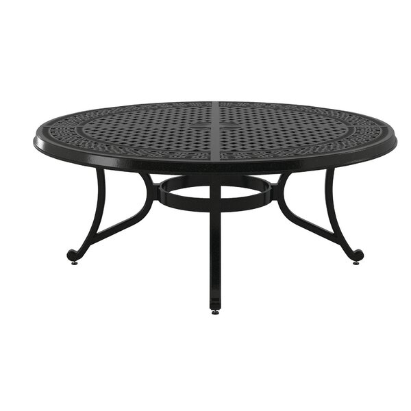 Berglund Aluminum Coffee Table by Darby Home Co