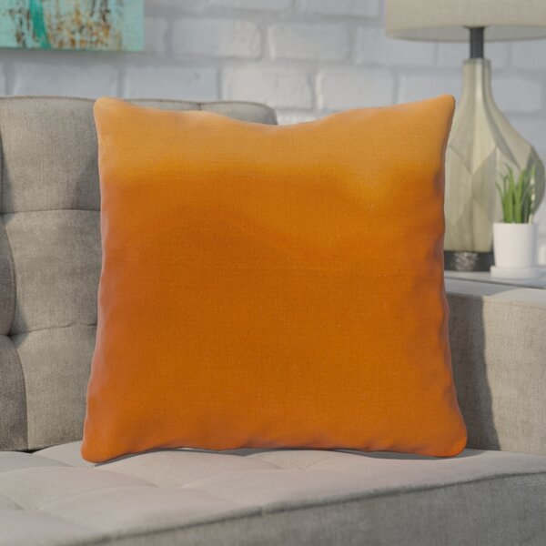 Blecha Ombre Cotton Throw Pillow by Brayden Studio