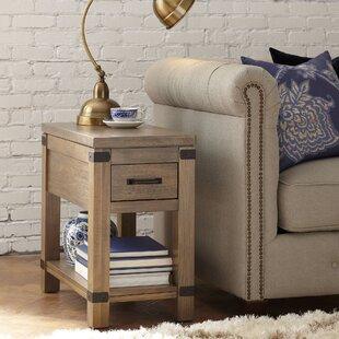 Bargain Newberry Chairside Table by Birch Lane™