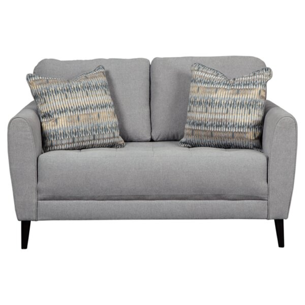 Callis Loveseat by George Oliver