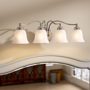 Buying Cissna 4-Light Vanity Light By Darby Home Co