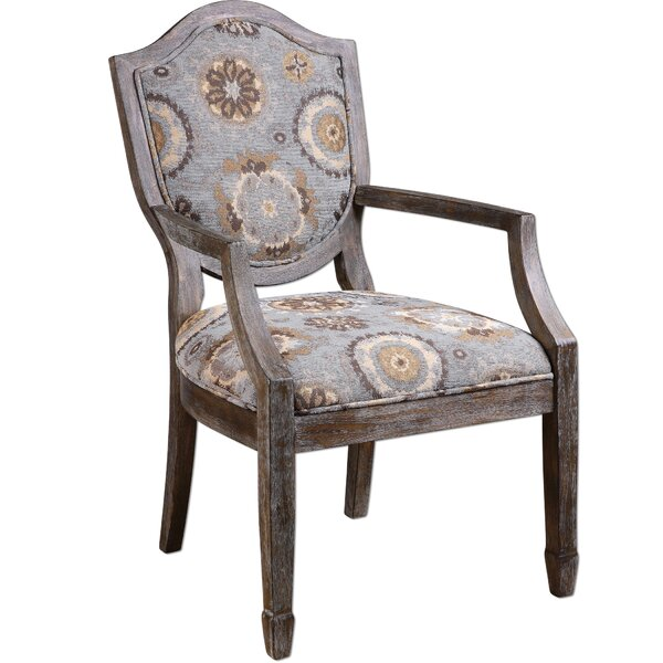 Danial Armchair by Bungalow Rose