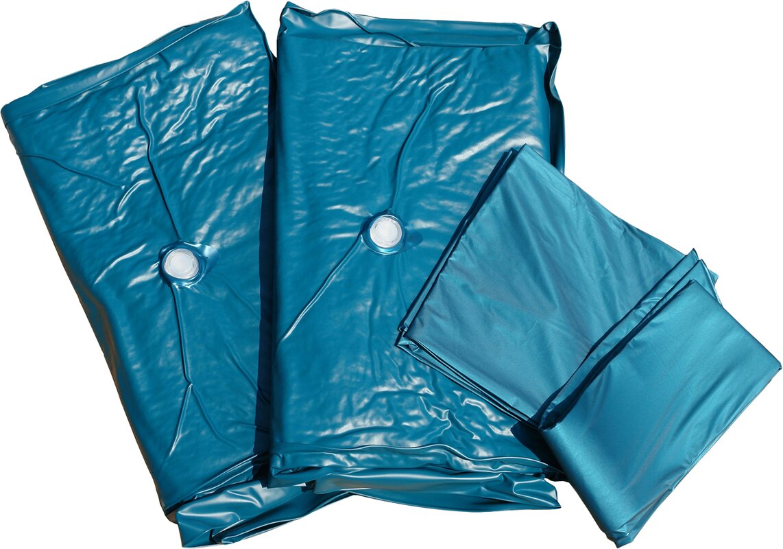 caracella dual wasserbettmatratze unberuhigt bewertungen. Black Bedroom Furniture Sets. Home Design Ideas