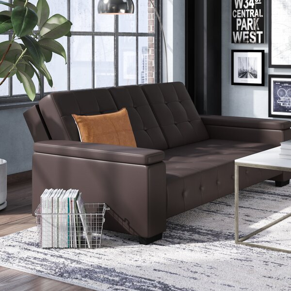 Meadors Adjustable Sofa by Latitude Run