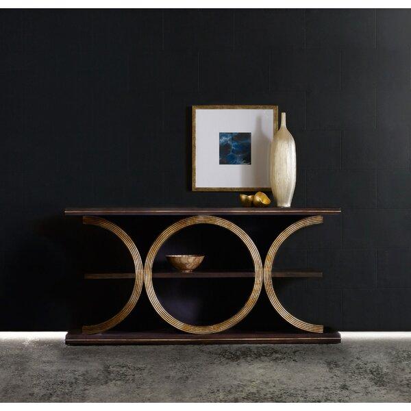 Melange Presidio Console Table by Hooker Furniture Hooker Furniture