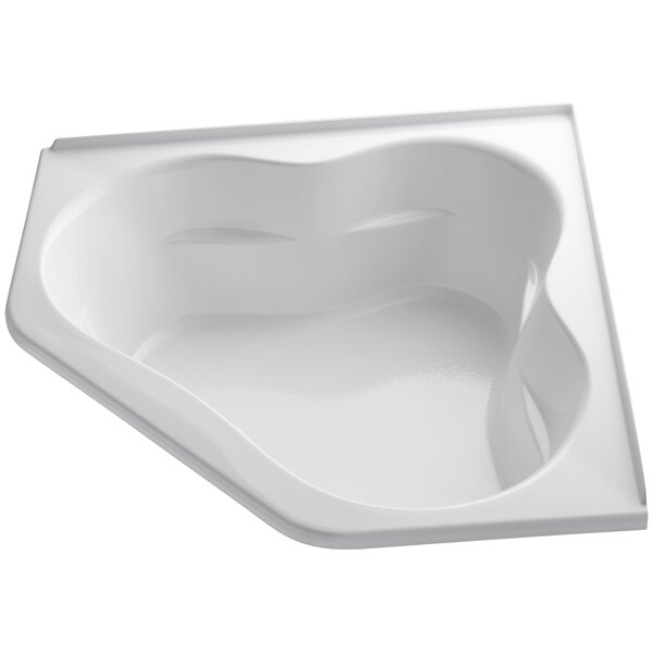 Tercet Bubblemassage 60 x 60 Soaking Bathtub by Kohler