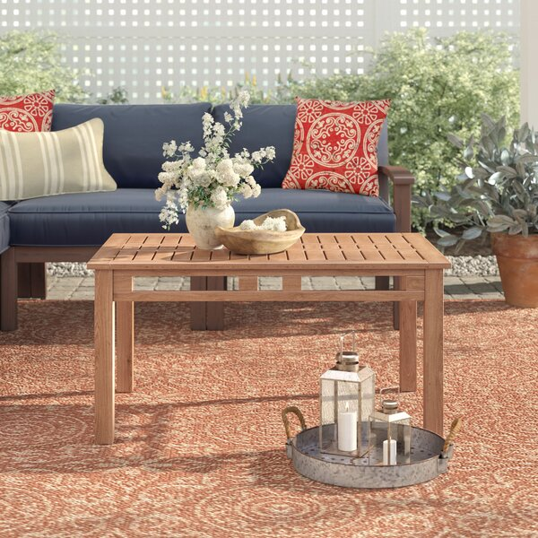 Calila Teak Coffee Table by Birch Lane™ Heritage