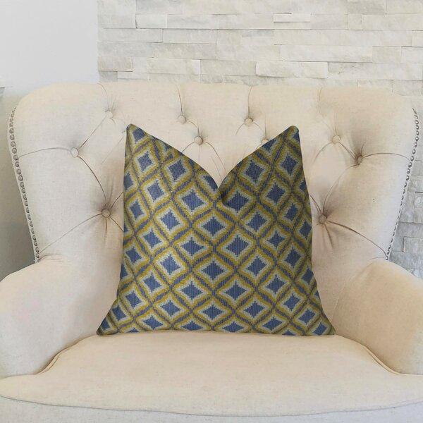 Charron Handmade Luxury Pillow by Longshore Tides