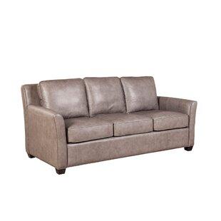 Kristian Leather Sofa
