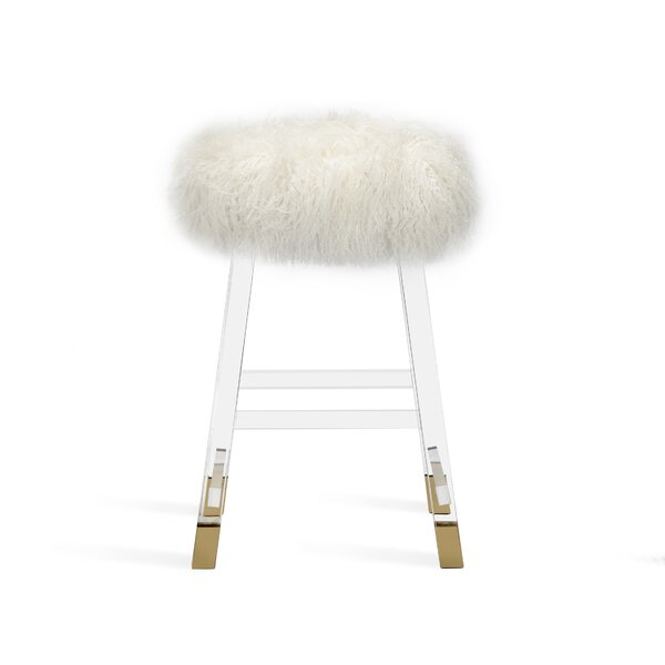 Reva 26 Bar Stool by Interlude