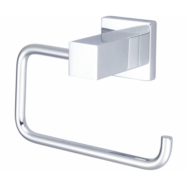 Mod Wall Mounted Toilet Tissue Holder by Pioneer