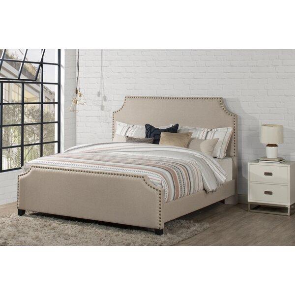 Parker Upholstered Standard Bed by Birch Lane Heritage Birch Lane™ Heritage