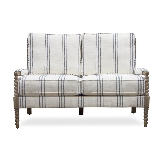 Matthew Loveseat by Rosecliff Heights