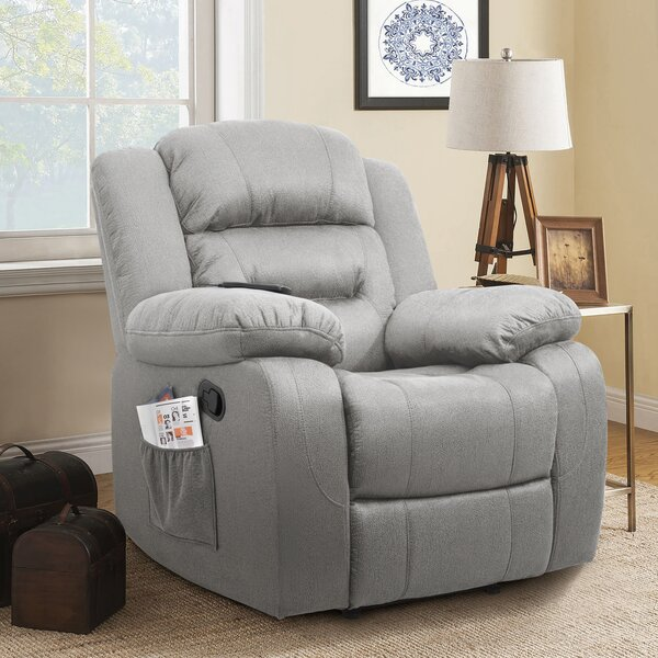 Aerne Manual Wall Hugger Recliner W003080562