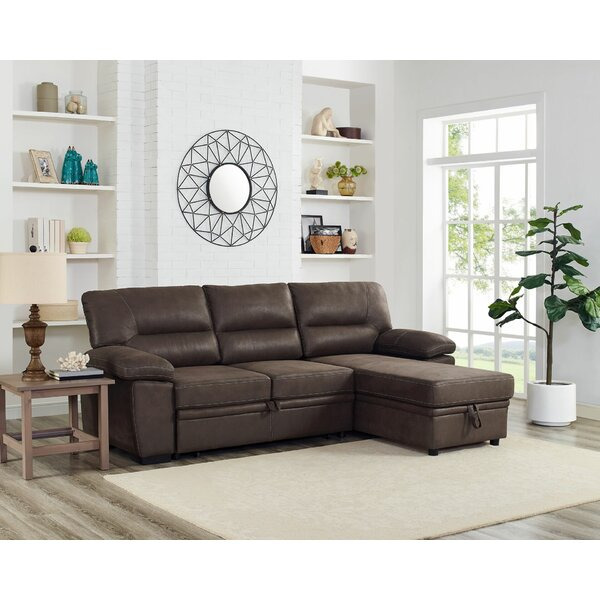 Acuna Right Hand Facing Sleeper Sectional By Red Barrel Studio