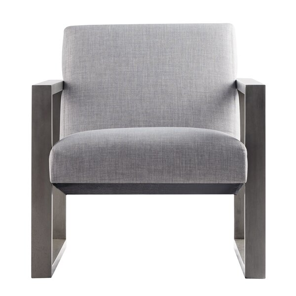 Capel Upholstered Armchair by George Oliver