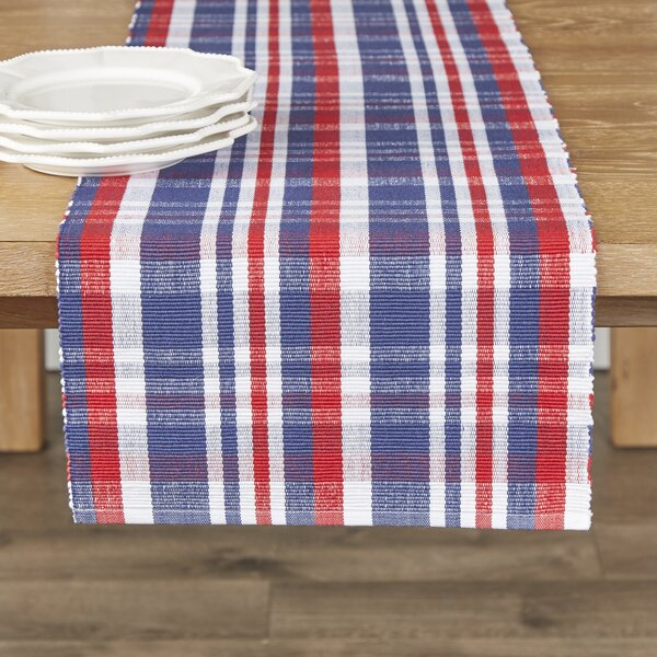 American Plaid Runner by Birch Lane™