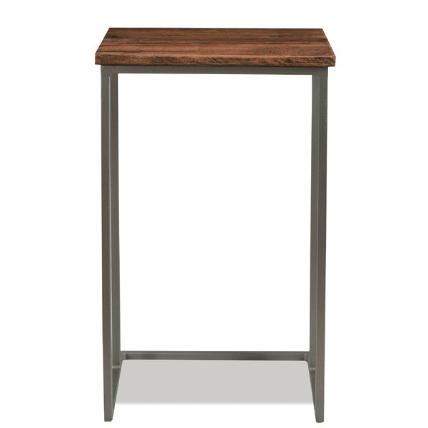 Coffey End Table by Williston Forge