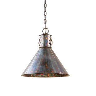 Reviews CK Generic 1-Light Cone Pendant By Uttermost
