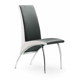 Review Hamil Dining Chair (Set of 2) by Orren Ellis