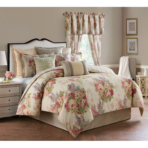 Middle Village Reversible Comforter Set